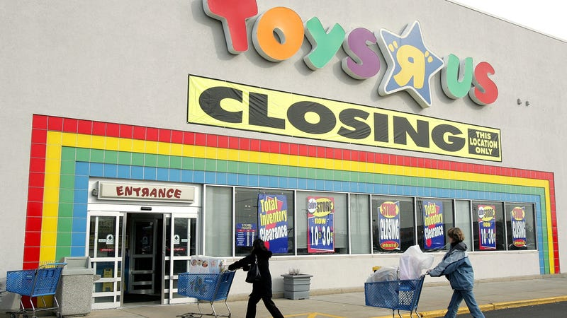 Toys R Us Is Going Toys R Bust