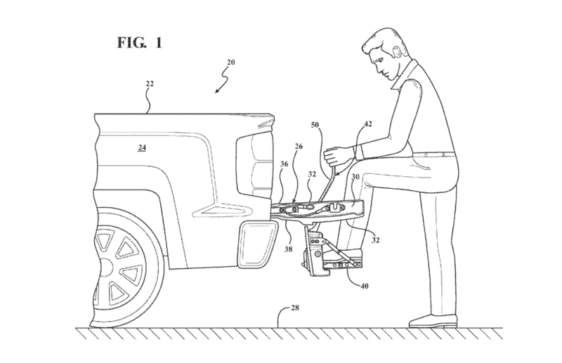 Photo: GM Patent Application