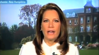 Illustration for article titled Michele Bachmann Conveniently Embraces Religious Tolerance