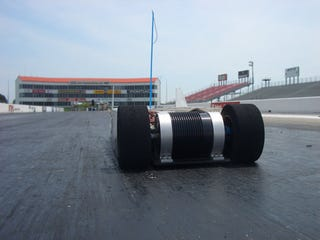 Ilration For Article Led Rc Car Aims 200 Mph Record
