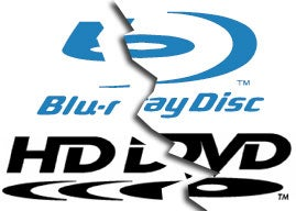 Illustration for article titled Blu-ray Now Cracked, and That Makes Two