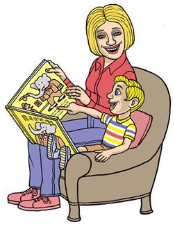 Illustration for article titled Is Your Child The Slow Reader?