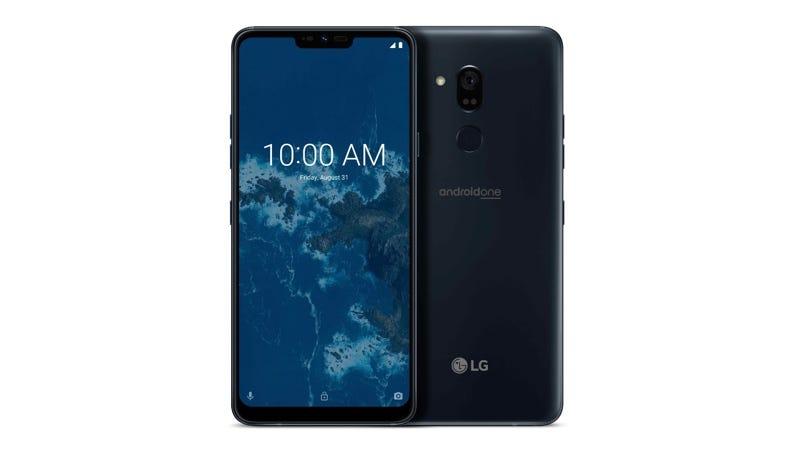 Illustration for article titled LG G7 One: un teléfono con Android puro que nadie esperaba