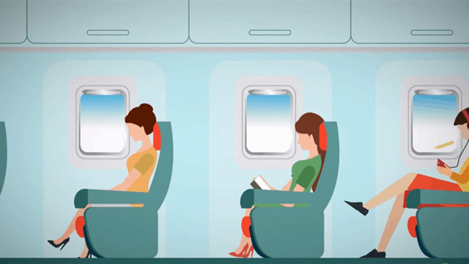 Por qué el aire de la cabina de los aviones es casi tan limpio como el de un hospital