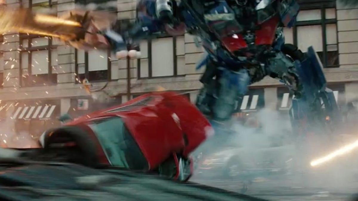 Transformers 3 is a movie about how wrong you were to hate