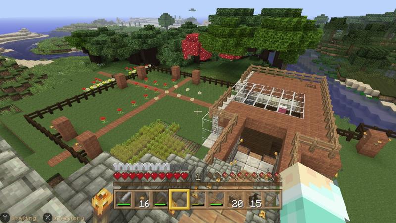 Banding Tak Terbatas Dari Minecraft