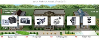 Illustration for article titled I Could Spend All Day at the Canon Camera Museum
