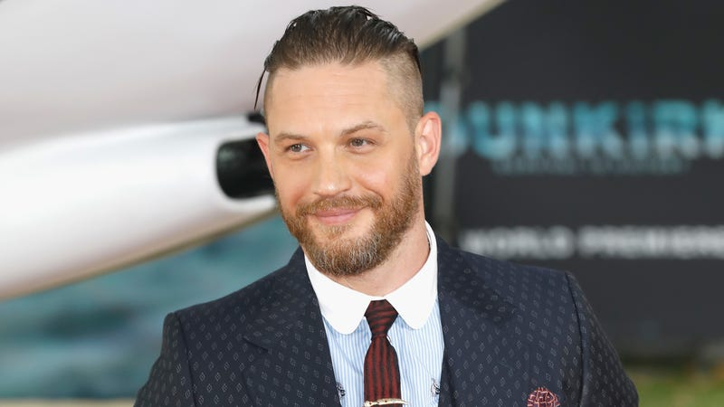 This is normal Tom Hardy