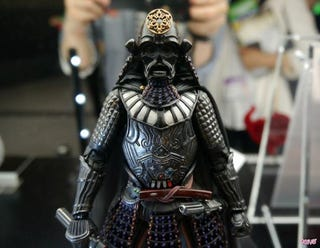 Illustration for article titled The Darth Vader Samurai Figure We All Deserve