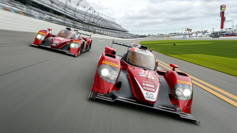 The Coolest Race Cars Mazda Has Ever Fielded - Cool mazda cars
