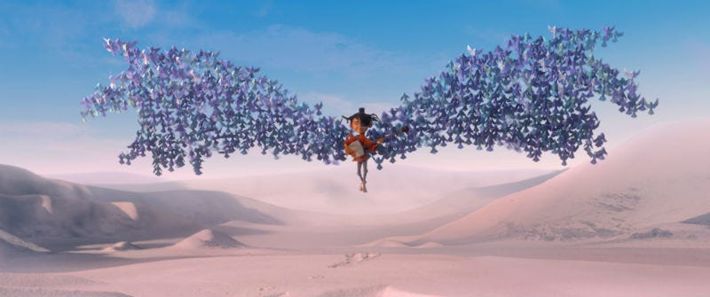 Illustration for article titled Kubo And The Two Strings Looks Like The Biggest Movie Adventure This Year