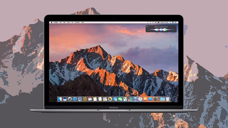Macos Sierra Is Here And Available For Everyone Well At Least Anyone Who Owns A Mac Made In The Last Six Years If Youre Wondering Whats New In Apples
