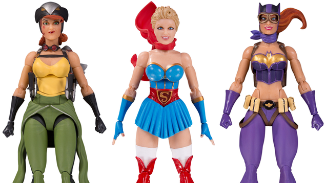 a new wave of dc s bombshells merch is ready to drop on your bank account