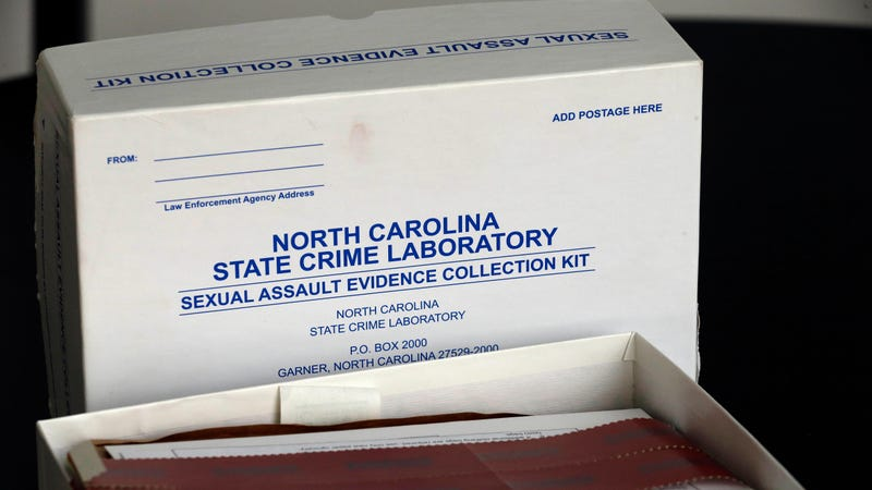 Illustration for article titled This Is What Happens When You Test Old Rape Kits
