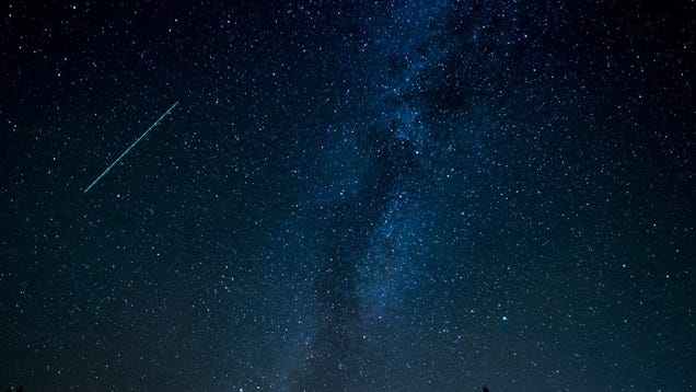 How to Livestream the Perseid Meteor Shower Tonight