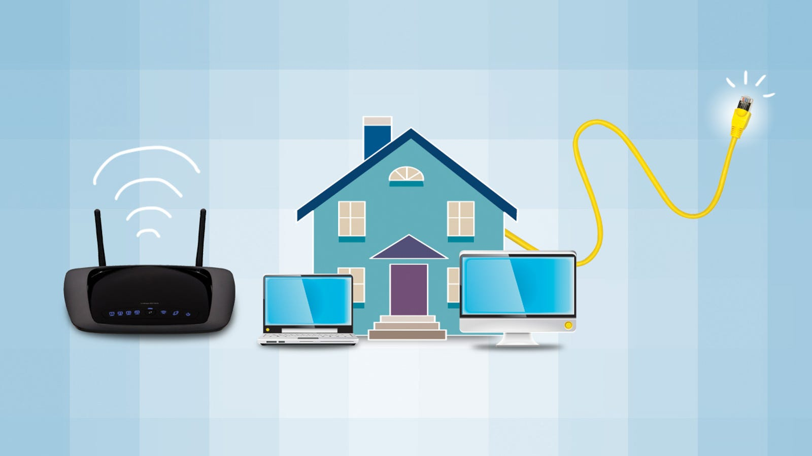 Is Your Home Network Wired?