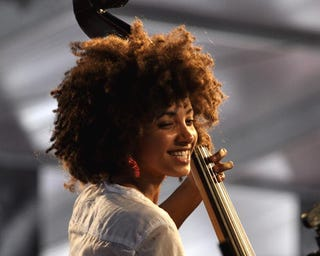 Illustration for article titled The Root Interview: Esperanza Spalding on Taking a Big Risk