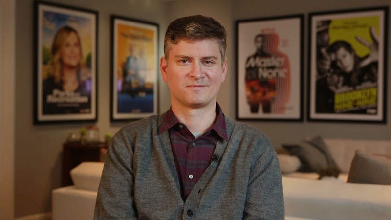 Illustration for article titled Michael Schur Presented The Deadspin Award For Worst Take