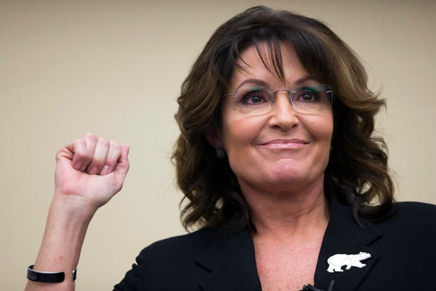 "Sarah Palin: ""Bill Nye Is as Much a Scientist as I Am"""