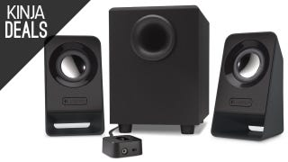 This Computer Speaker System Will Only Set You Back $25 Today