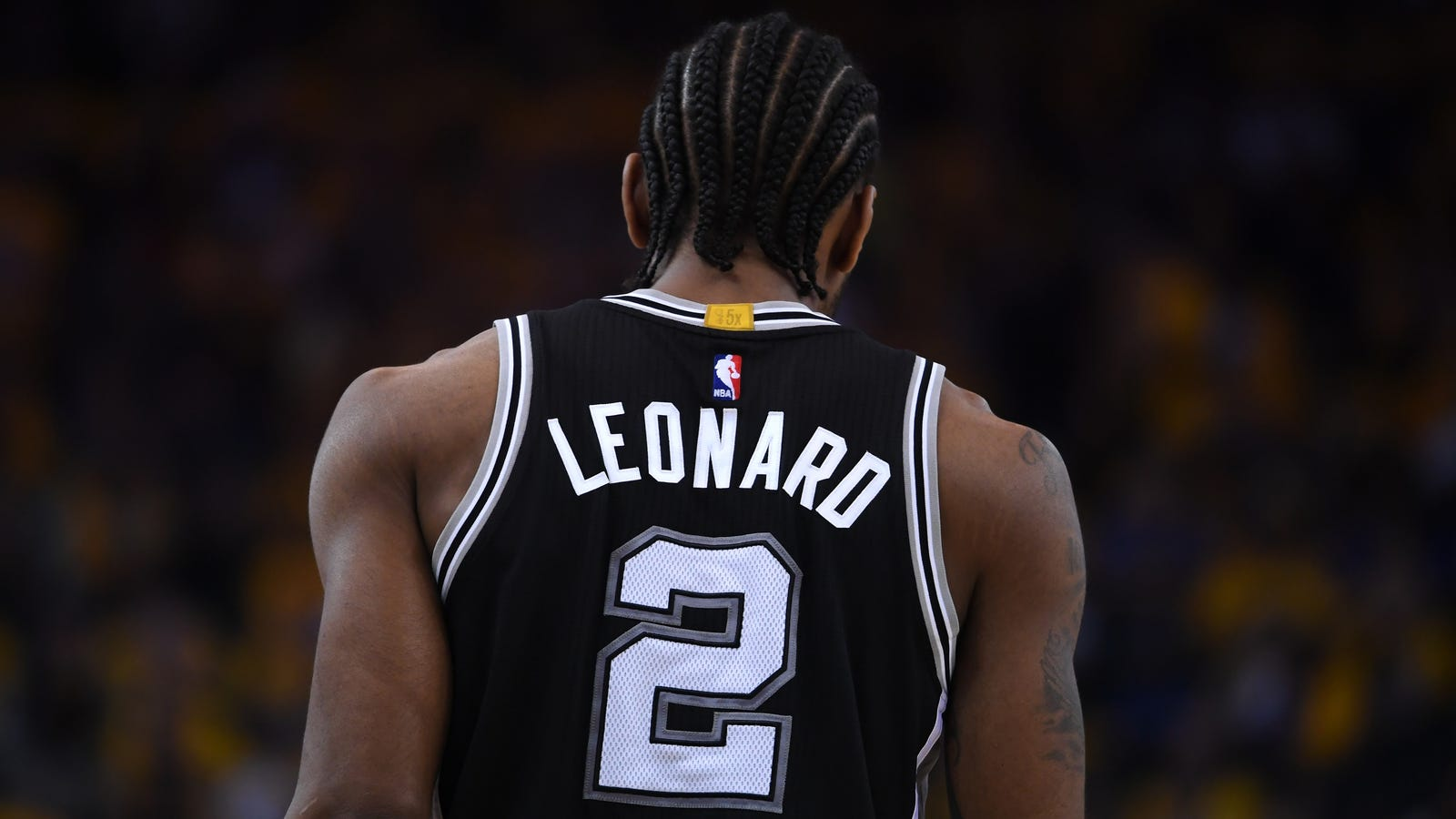 Kawhi Leonard's Gonna Miss Some More Games