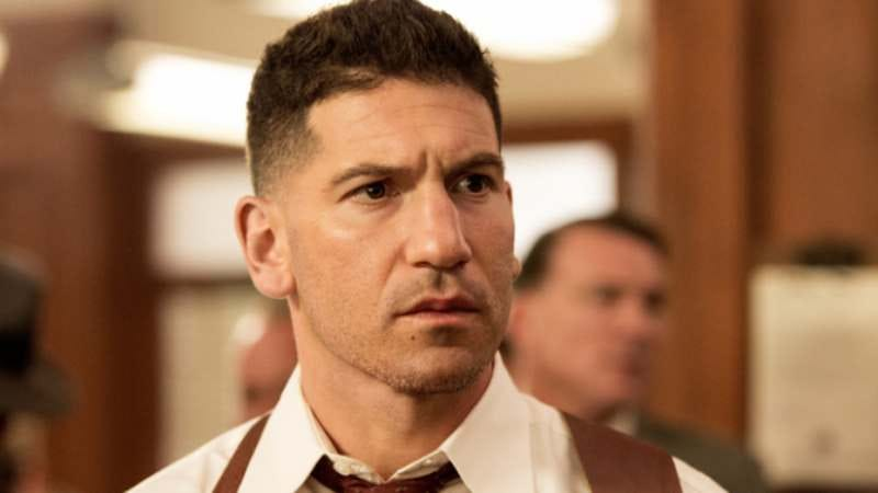 Jon Bernthal in Mob City