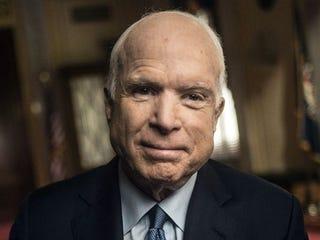 Illustration for article titled RIP John McCain