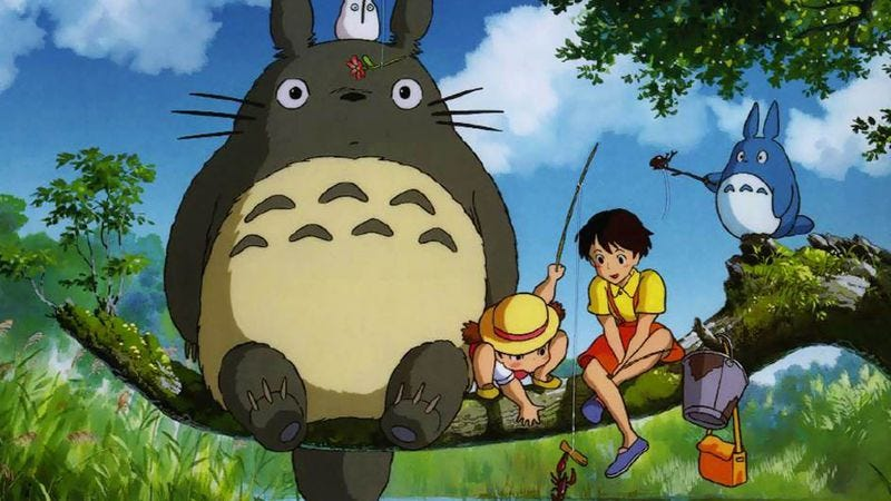 Illustration for article titled A guide to Japan's Studio Ghibli, home of Totoro and Spirited Away