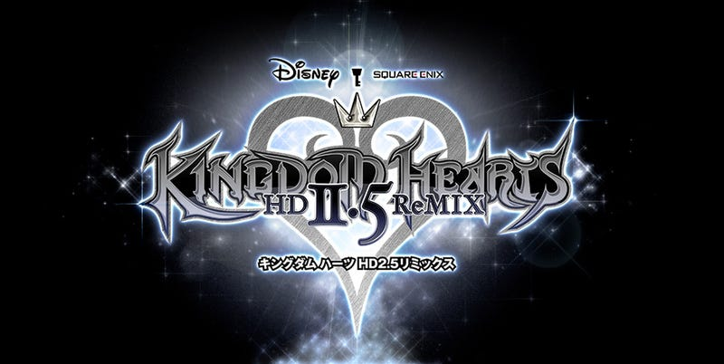Illustration for article titled Kingdom Hearts II.5 HD Remix is Just Like I.5 HD Remix, In a Good Way