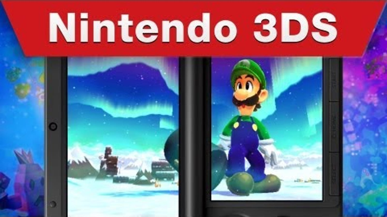 Mario Luigi Dream Team Is So Big It Entered Alpha Beta And Gamma
