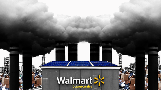 Behind the Hype of Walmart's Sustainability Efforts