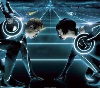 Illustration for article titled Could the Tron Legacy sequel be right around the corner?