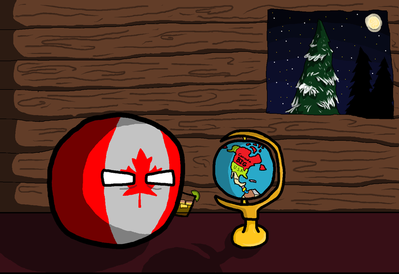 Illustration for article titled Canada's secret jealousy.