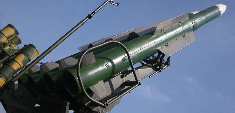 Illustration for article titled Ukraine Rebels Stole Same Type Of Missiles That May Have Taken Down MH17
