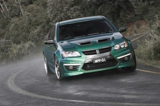 Illustration for article titled Walkinshaw Performance Offers 644-hp Upgrade For Holden Commodore HSV, Pontiac Still Dead