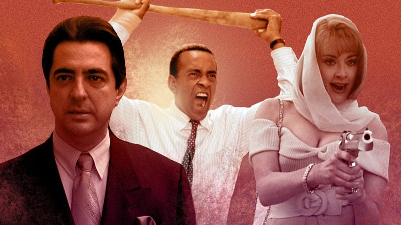 From left to right: Joe Mantegna, Tim Meadows, Joan Cusack / Graphic: Nick Wanserski
