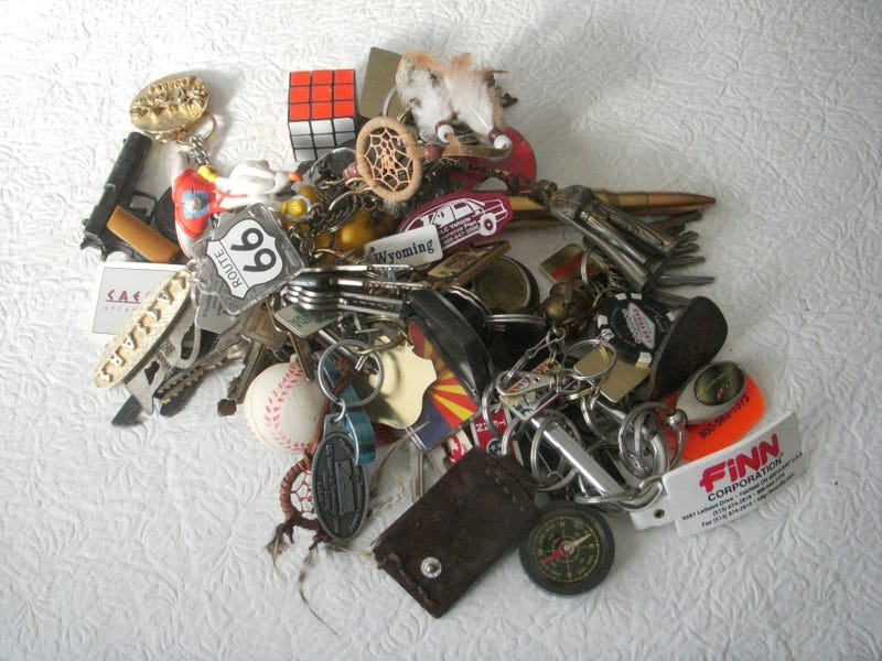 Illustration for article titled Anyone Else Collect Keychains?
