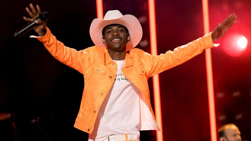 Lil Nas X Is Not 'Blocking' Taylor Swift From a Number One Hit