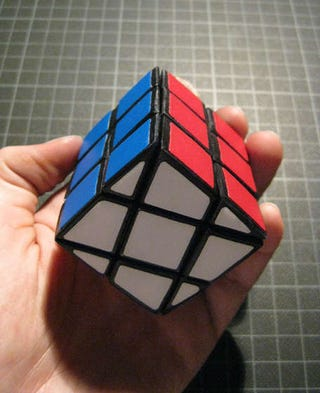 how to make your own cube lubricant