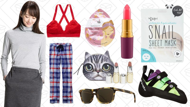 3a3f41d7 Extra discounts on MAC Holiday sets and products at Nordstrom, $7 Supima  Cotton from Uniqlo, discounted camping gear at Backcountry, and more lead  today's ...