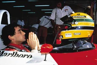 Illustration for article titled The Aryton Senna Electronica Tribute You've Waited Your Whole Life to Hear