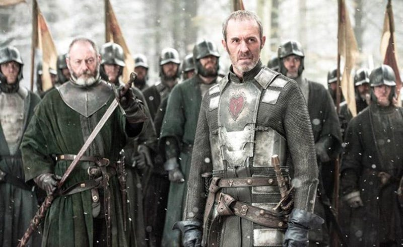 Can Ser Davos Help Clean Up One of Game of Thrones ...