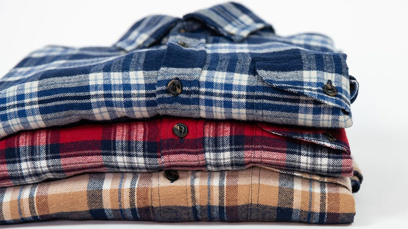 Illustration for article titled Black Friday Bests From Jachs: Three Lightweight Flannel Shirts For $100 + Free Shipping (65% Off)