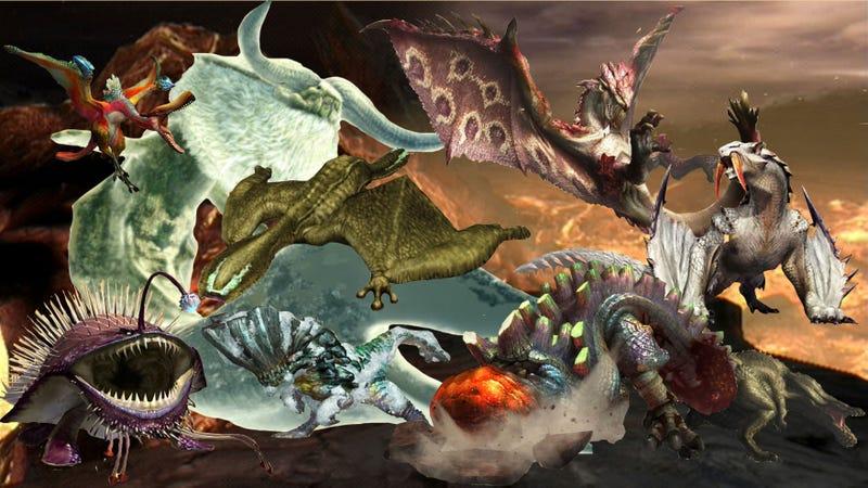 Illustration for article titled Monster Hunter Night is Back