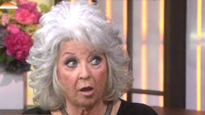 Illustration for article titled Paula Deen Wint Awn The T'Day Show, Is Still Grosser 'N Shit, Yawl