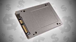 Illustration for article titled Now Is a Great Time to Buy an SSD