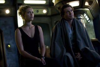 Illustration for article titled Stargate Universe Episode 209 promo pics