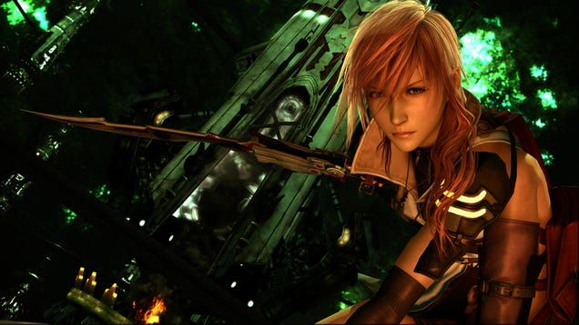 Final Fantasy XIII Mods Make 2009 Game Look Brand New
