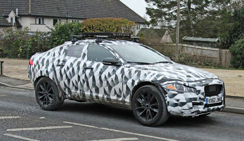 Illustration for article titled Instead of a Jag SUV ….