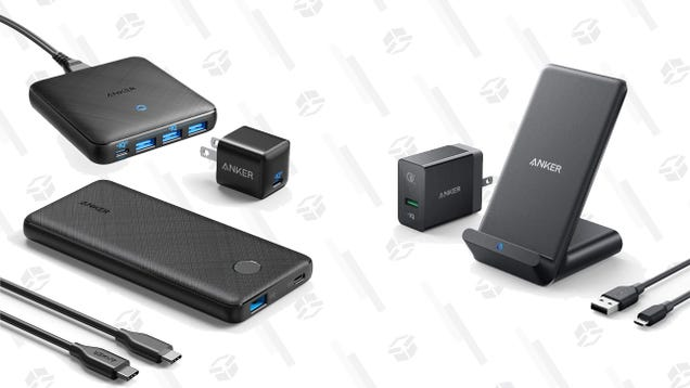 Today-Only, Save up to 37% on Anker Chargers and Cables